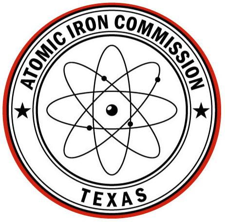 logotipo atómico