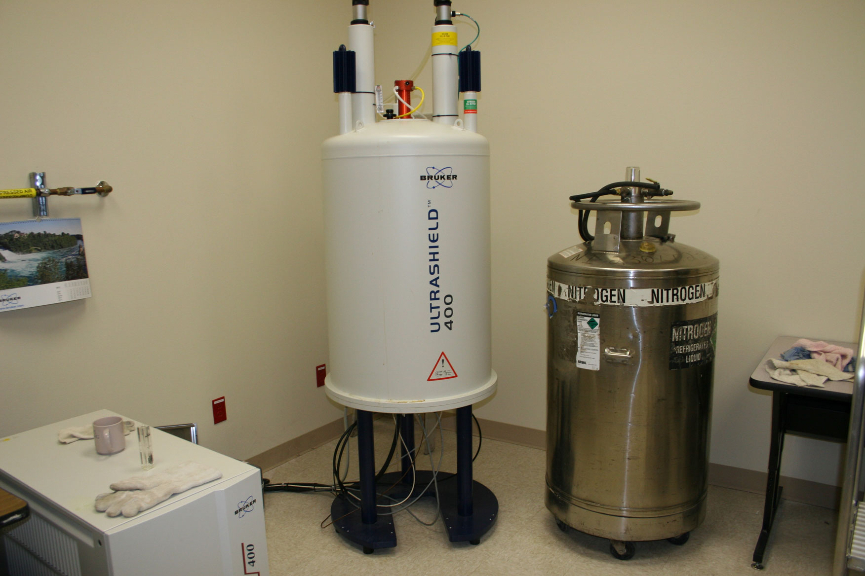 Nuclear Magnetic Resonance Laboratory The University Of Texas