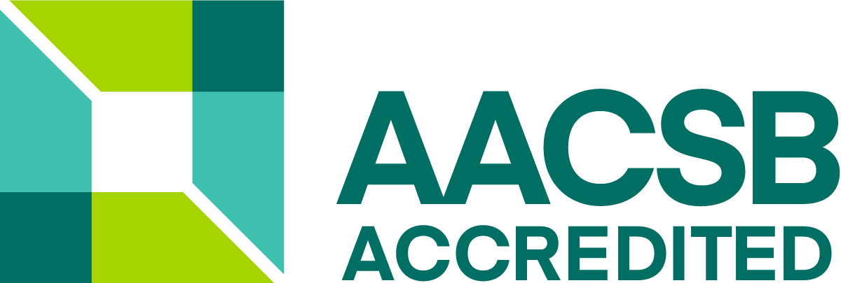 logotipo acreditado aacsb