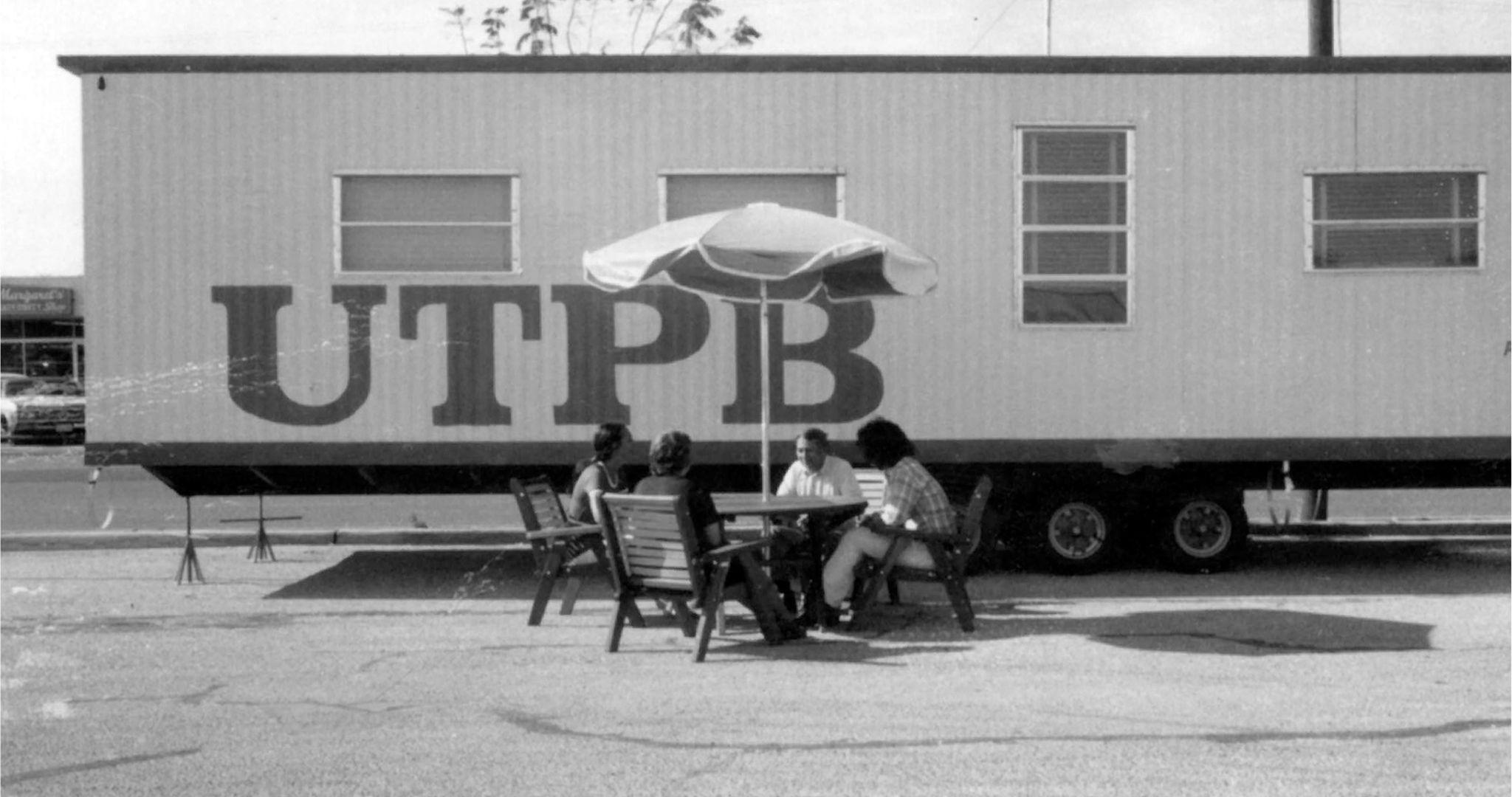 Logotipo del edificio UTPB