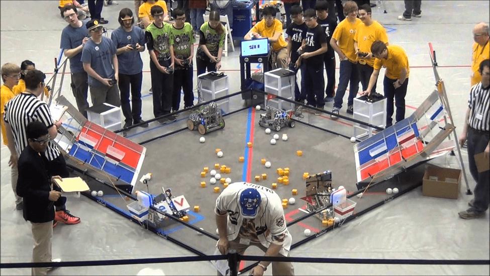 Concurso de robótica