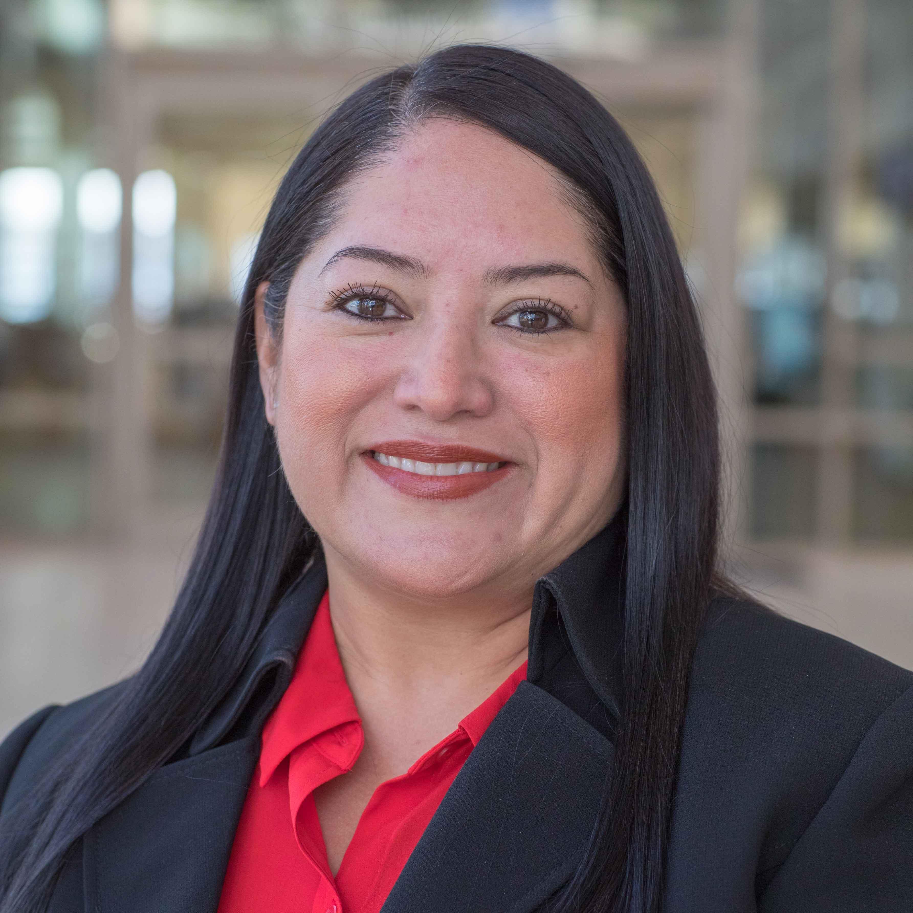 Minerva Gonzales New Headshot