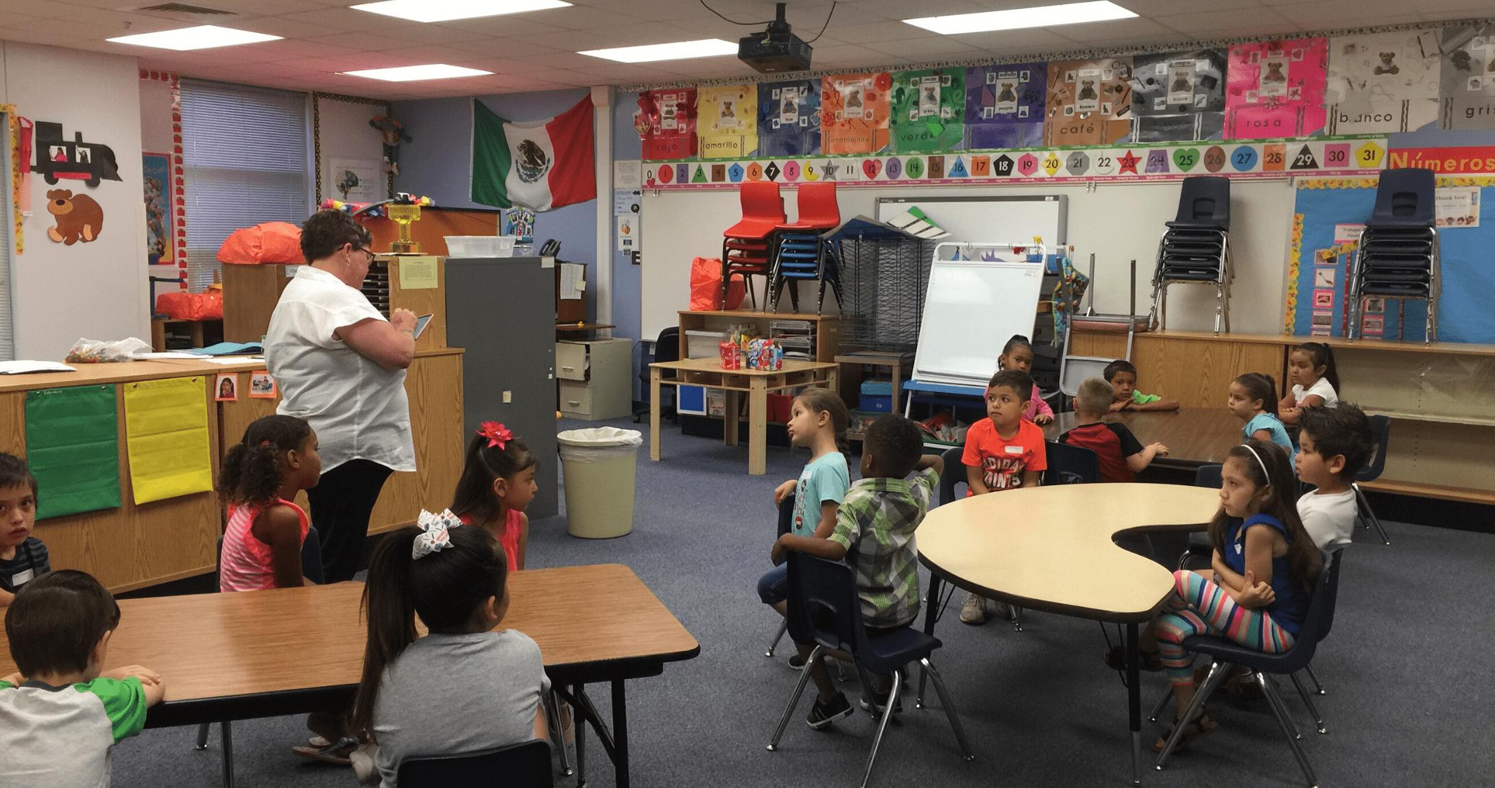 Los primeros 5 Permian Basin albergan un campamento de niños en el aula
